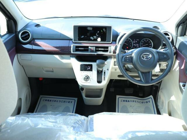ドライブ中の快適性を高める装備も充実。毎日の運転が、うれしいドライビングタイムに変わります。