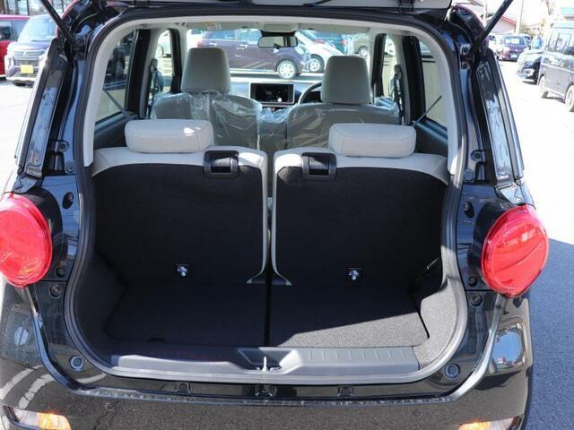 大きな荷物も、重い荷物も、出し入れしやすい開口部。