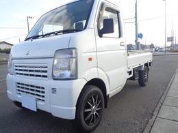 スズキ キャリイ 660 KCエアコン・パワステ 3方開 4WD 夏タイヤ新品