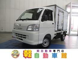 ダイハツ ハイゼットトラック 660冷蔵冷凍車 4WD 低温 マニュアル車
