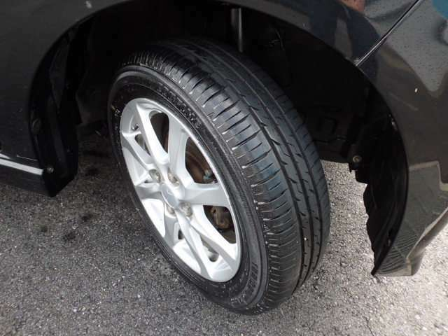 Aプラン画像:タイヤ♪溝もまだかなり残っています♪