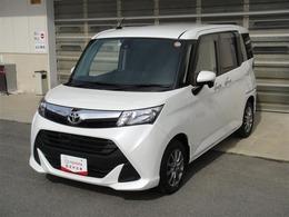 トヨタ タンク 1.0 カスタム G S ナビ バックカメラ クルコン ETC