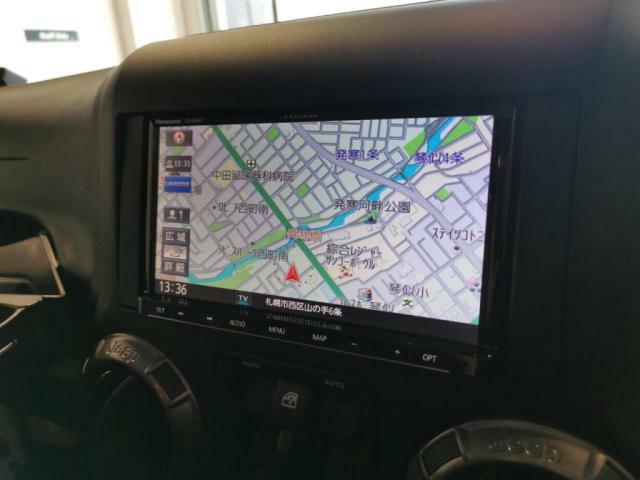 社外SDナビ装備でドライブも安心?