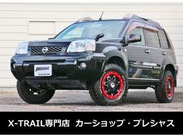 日産 エクストレイル 2.0 Xtt 4WD 新品タイヤ 外16AW リフトUP インテリキー