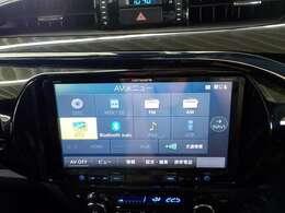 ☆フルセグ、Bluetooth、DVD、CD、USB等多機能9インチナビ搭載!!
