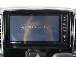 社外メモリーナビ(パナソニック CN-R300WD) フルセグTV CD&DVD再生 音楽録音 Bluetooth♪