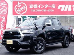 トヨタ ハイラックス 2.4 Z ディーゼルターボ 4WD 新車未登録