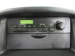トヨタ純正 AM / FMラジオです。サイズ等が合えば、現在お使いのナビを移設することも可能です。