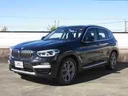 BMW X3 xドライブ20d xライン ディーゼルターボ 4WD デモ・ハイラインP・モカレザー・19AW