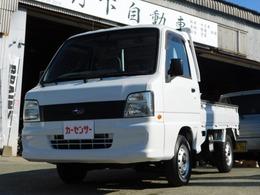 スバル サンバートラック 660 TB 三方開 4WD エアコン パワステ MT5速