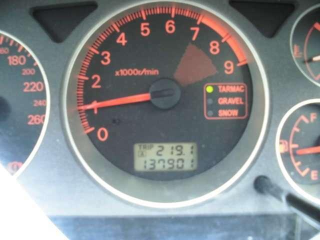 走行距離13.8万キロ!!