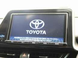 純正9型ナビ付き!地デジTV、DVD再生、Bluetooth機能も有り。ドライブには欠かせませんね☆
