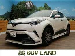 トヨタ C-HR 1.2 G-T LED エディション 4WD 禁煙 寒冷地仕様 ETC