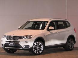 BMW X3 xドライブ20i xライン 4WD ワンオーナー  地デジ 19インチアロイ