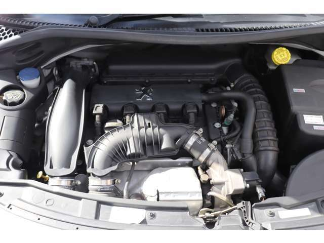 エンジン良好、静かで良く吹き上がります。