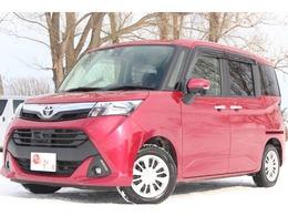トヨタ タンク 1.0 G S 4WD 本州仕入 純正ナビ Bカメラ 夏冬タイヤ付き