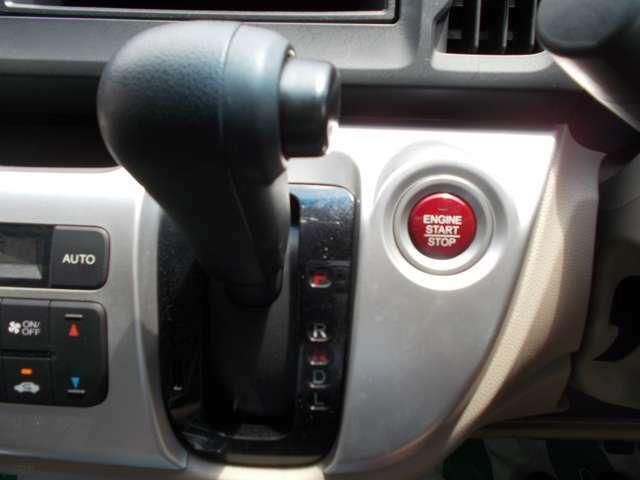 シフトも操作しやすく、快適な運転をサポートしてくれます♪