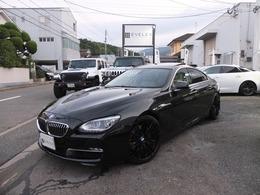 BMW 6シリーズグランクーペ 640i 車検R4年10月/サンルーフ/20インチホイール