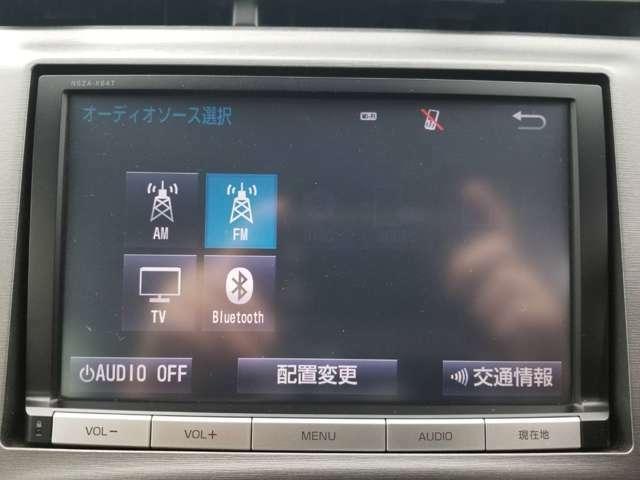 純正8インチナビ・フルセグ・バックカメラ・Bluetooth・DVD再生