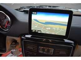 COMANDシステムHDD CD SD DVD ガイドライン付きパーキングアシストリアビューカメラ