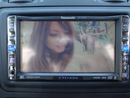 テレビ視聴可能です!長距離ドライブも退屈しません!