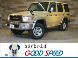 トヨタ ランドクルーザー70 4.0 4WD SDTV カメラ デフロック ETC 4WD