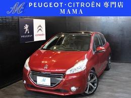 プジョー 208 GT Peugeot&Citroenプロショップ 6MT