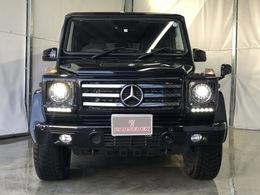 H25(2013)年車*メルセデスベンツ*Gクラス*G350 ブルーテック*入庫致しました。