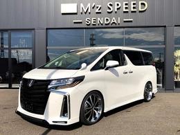 トヨタ アルファード 2.5 S Cパッケージ ZEUS新車カスタム ムーンルーフ 寒冷地仕様