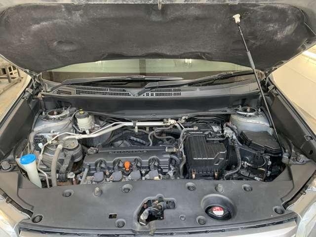 十分な2.0Lエンジンです!タイミングチェーンです!