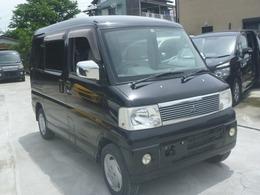三菱 タウンボックス 660 LX ハイルーフ MT車