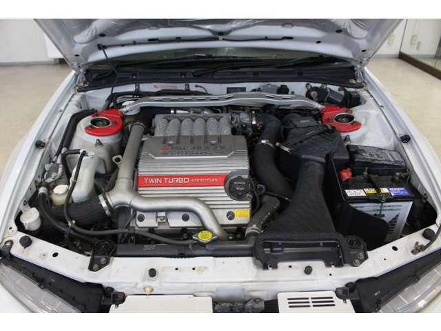 納車前の法定点検にてエンジンオイル交換・エレメント交換 ブーツ・足回り等などの各所点検整備を行います。交換時期の消耗品は交換します。点検時に発見された不具合や故障は修理してのお渡しとなります