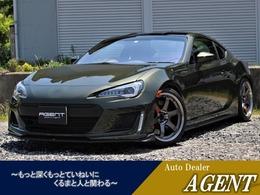 トヨタ 86 2.0 GT TRDブレーキ RAYSAW GReddyマフラー 全塗装
