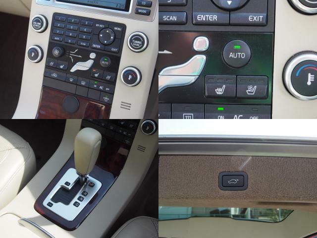 オートエアコン ベンチレーションシートコントロール 電動リアゲート