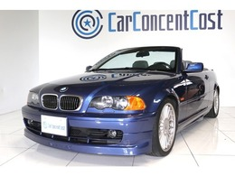 BMWアルピナ B3カブリオ 3.3 スイッチトロニック