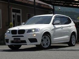 BMW X3 xドライブ20d ブルーパフォーマンス Mスポーツパッケージ ディーゼルターボ 4WD Mスポーツパッケージ