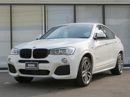 BMW X4 xドライブ28i Mスポーツ 4WD キセノン19AWハーフレザーアラウンドビュー
