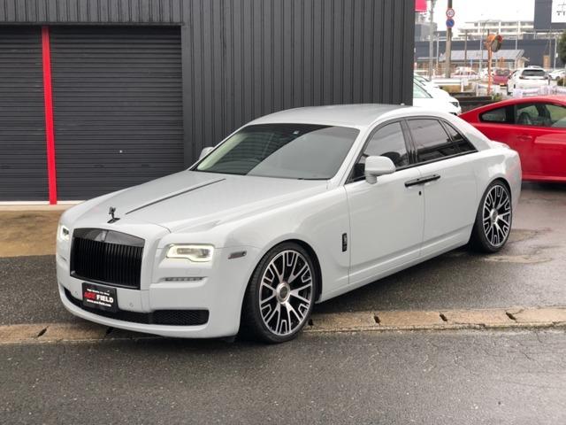 Rolls-Royce GHOST seriesII