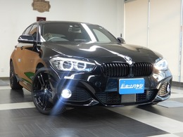 BMW 1シリーズ 118d Mスポーツ エディション シャドー /限定車/黒革シート/追従クルコン/禁煙車