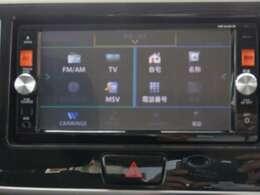 MP314D-Wナビ(SD方式):CD・DVD・Bluetooth再生機能付なので、好きな音楽を聴きながら楽しいドライブガ可能です♪またフルセグTVチュ-ナ-内蔵ですので高画質にてTVの視聴も可能です!