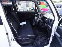内装シートもきれいでお勧め!禁煙車両!電動シート!ルームクリーニング済み!