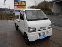 スズキ キャリイ 660 KD(パワーステアリング付) 3方開 4WD