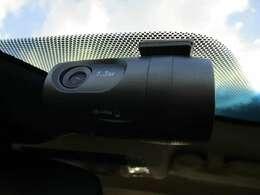 最近では必需品のドライブレコーダー付きです!