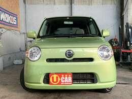 かわいい車はいかがでしょうか!