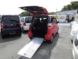 ホンダ ゼスト 660 G アルマス 車いす仕様車 リアシート付きタイプ タイミングベルト交換済