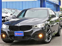 BMW 3シリーズグランツーリスモ 320i Mスポーツ ACC インテリS NewiDriveナビ Bカメラ 19AW