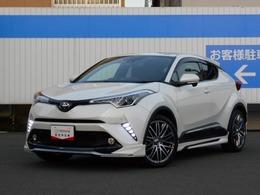 トヨタ C-HR 1.2 G-T 4WD メモリーナビ付