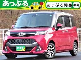 トヨタ タンク 1.0 カスタム G S ETC 純正アルミ シートヒーター