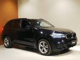 BMW X5 xドライブ 35d Mスポーツ 4WD セレクトpkg パノラマSR 全周囲カメラ