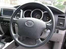 ☆ドライバービューです!目線も高く、とても運転しやすいです!